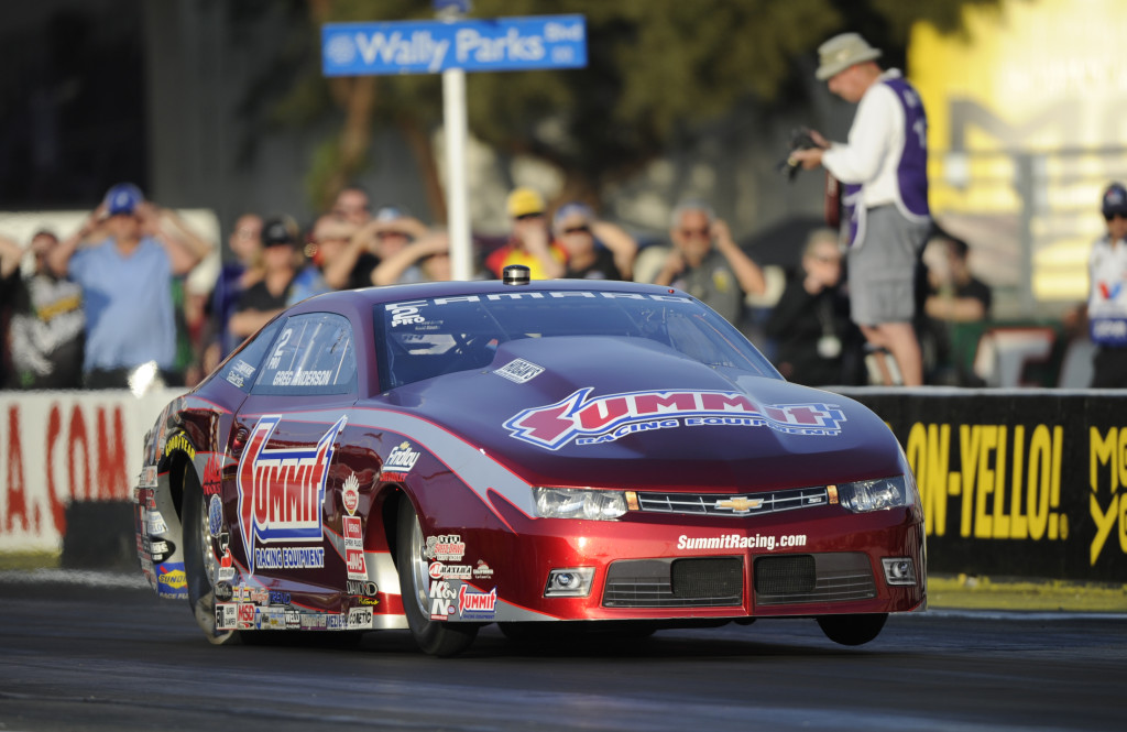 Greg Anderson NHRA Winternationals