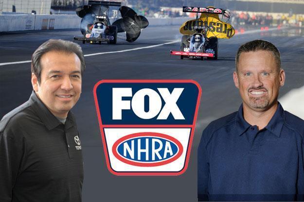 Tony Pedregon FOX Sports