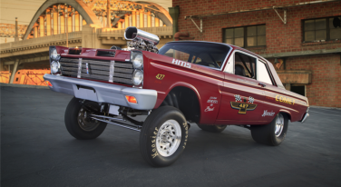 Top 5 Coolest Cars from Barrett-Jackson