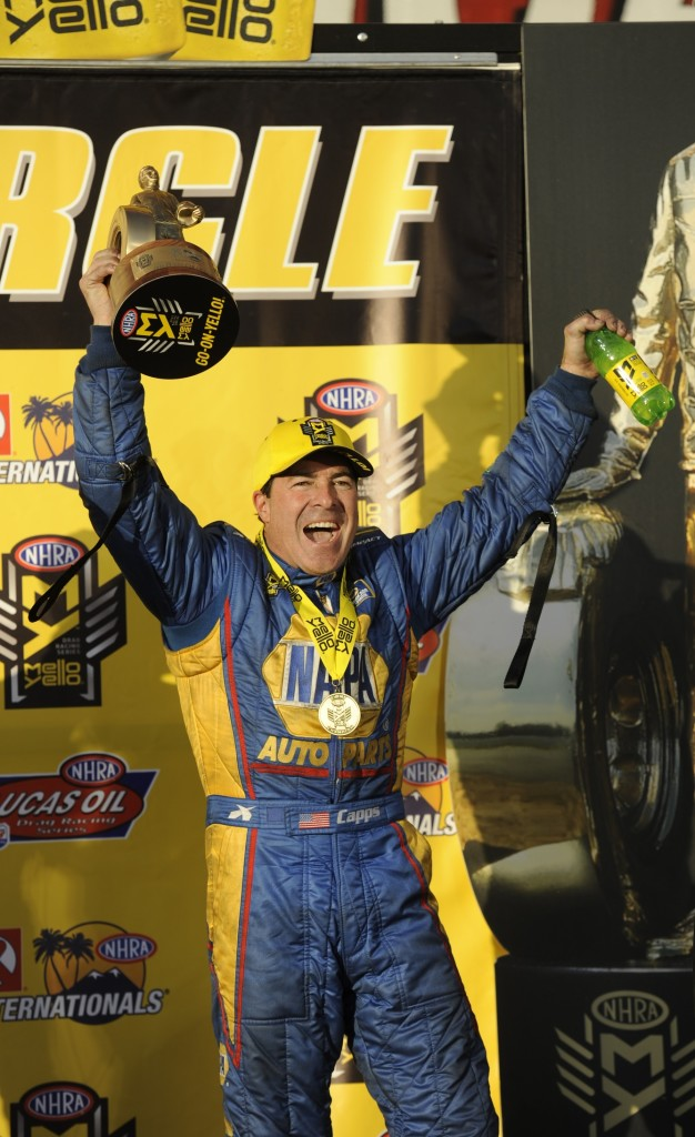 Ron Capps NHRA