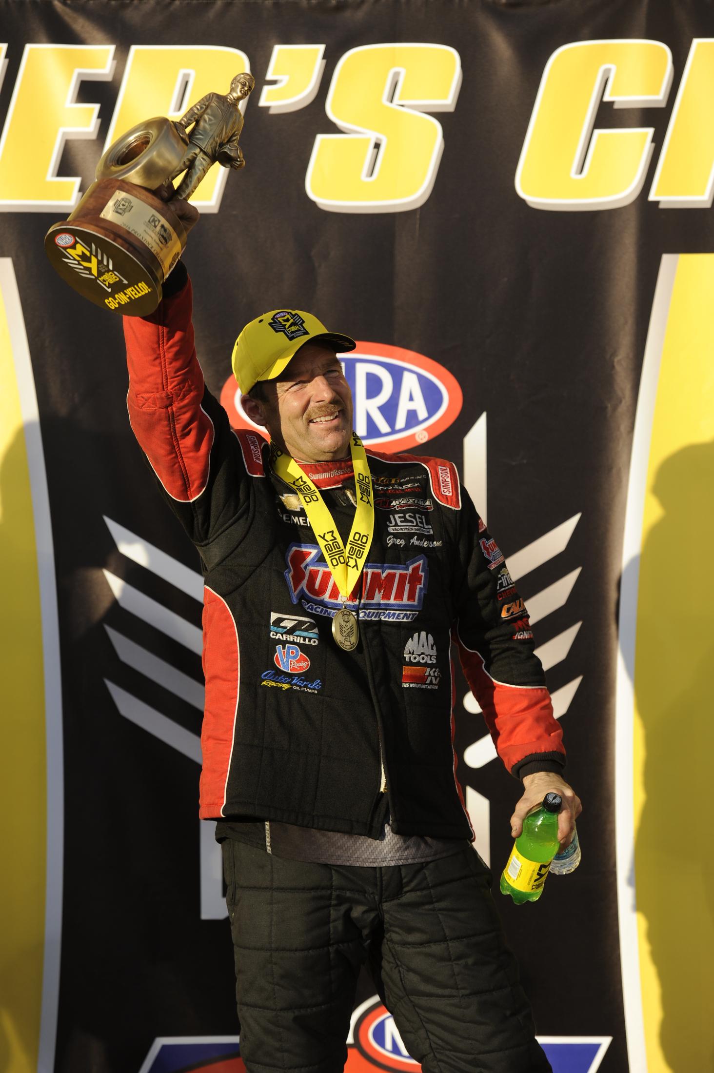 Carquest Auto Parts Near Me >> 2016 NHRA Winternationals – RacingJunk News