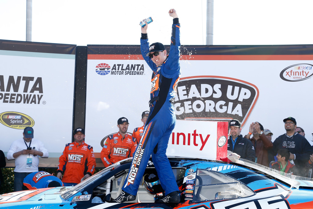 Kyle Busch NASCAR Xfinity