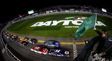 Dale Earnhardt Jr. and Kyle Busch Triumph