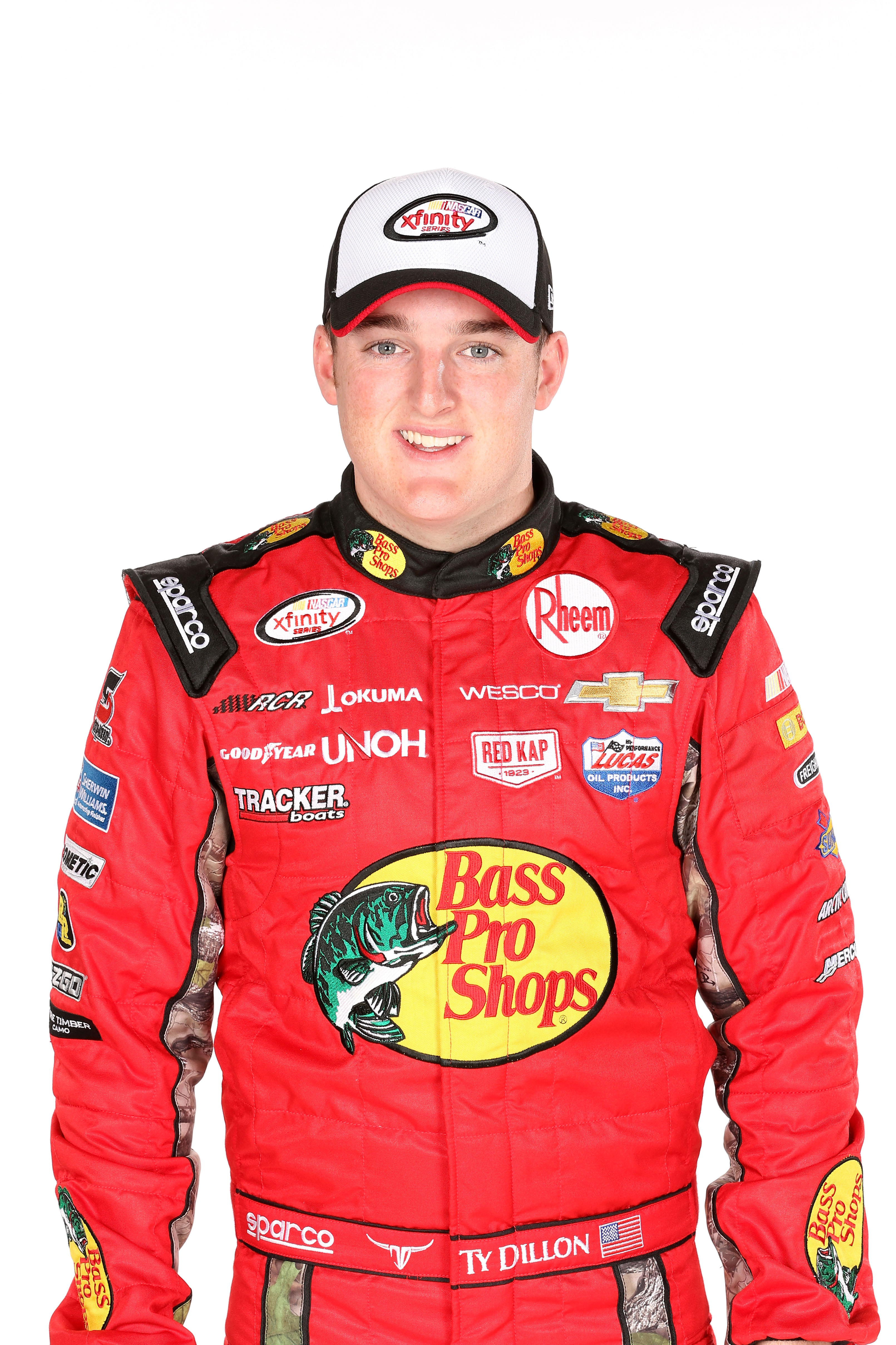 Ty Dillon Sprint Cup Series Results - 2016 Race Results by season ...