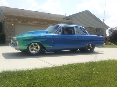 I0000Zds6vbwZlDg. This 1960 Ford ... & This Retired Falcon Drag Car Turned Cruiser is Todayu0027s Cool Car ... markmcfarlin.com