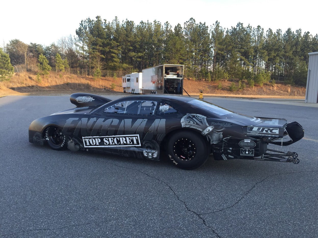 Haney Makes Fastest Pass in Drag Radial History – RacingJunk News