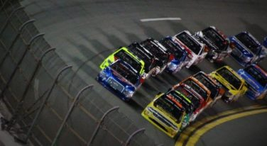 Truck Race Photos From the Energy Resources 250