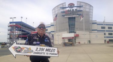 What Does Alan Johnson's Involvement in John Force Racing Really Mean?
