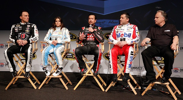 NASCAR 2016 Charlotte Motor Speedway Media Tour on January 21, 2016 in Charlotte, North Carolina. Bob Leverone / NASCAR via Getty Images