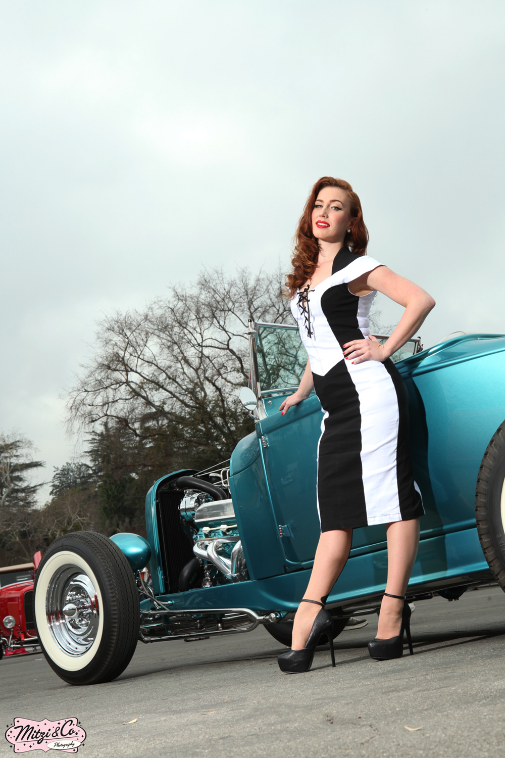 Pinup of the Week: Millie Michelle
