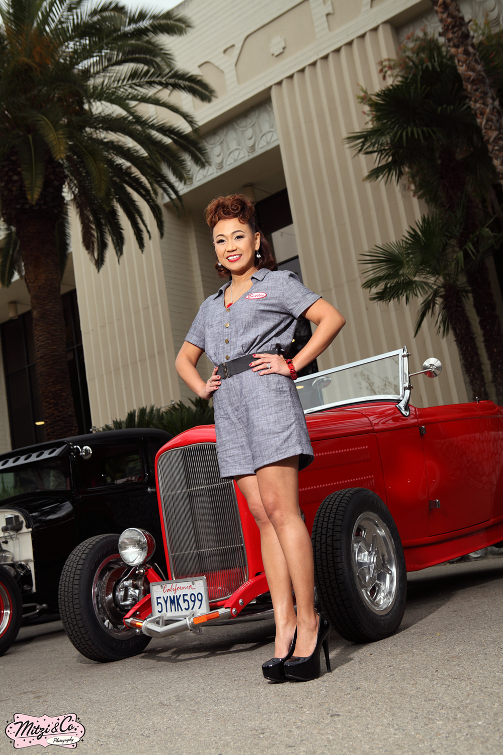 Pinup of the Week: Rosa de Fuego