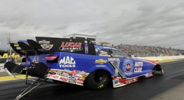 Sizzling Times Dominate NHRA Spring Training