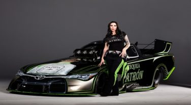 Alexis DeJoria Goes Green in 2016