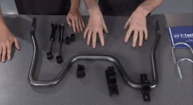Hellwig Products - Installing a Sway Bar for a Lifted Truck