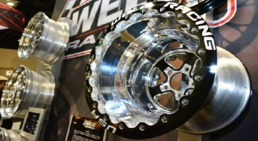 WELD Named Official Wheel of IHRA