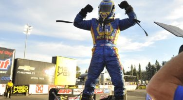 Capps Gearing Up for the Amalie Oil Gatornationals