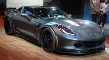 2017 Corvette Grand Sport Has Racing DNA