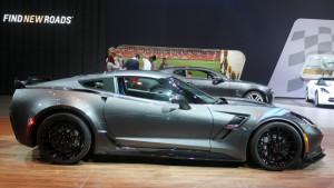 2017 Corvette Grand Sport Has Racing DNA