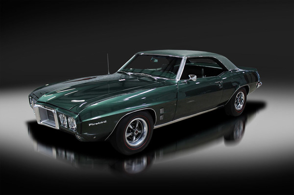 Today's Cool Car Find Celebrates the 50 Year Anniversary of the Firebird
