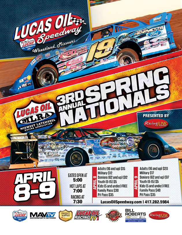 MLRA Spring Nationals