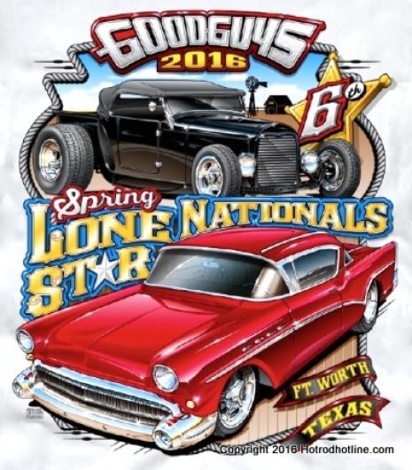 Goodguys Spring Lone Star Nationals