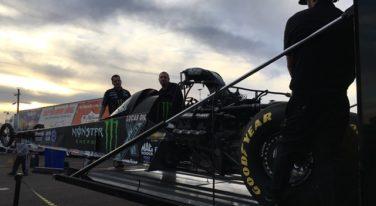 John Force Racing Off to a Good Start, Anticipating Gators