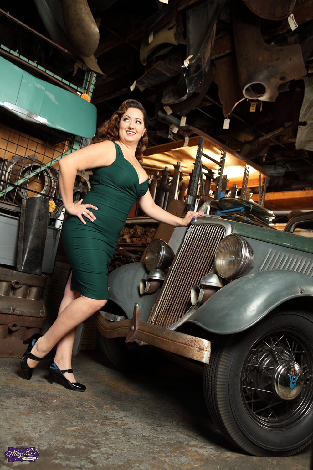 Pinup of the Week: Dame DeLaCruise