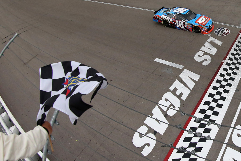 Kyle Busch NASCAR Xfinity Series