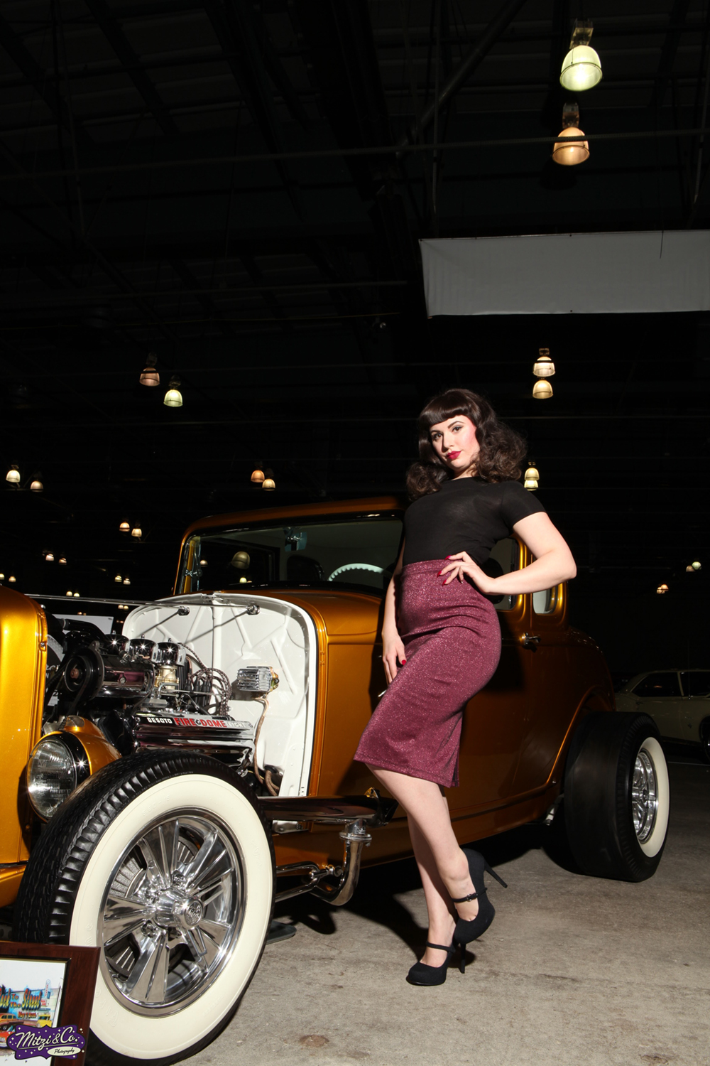 Pinup of the Week: Hellcat Suzie