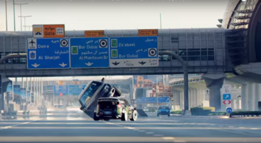[Video] Gymkhana Eight is Here and It's Bonkers
