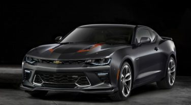 Camaro Celebrates 50th Anniversary With Special Edition