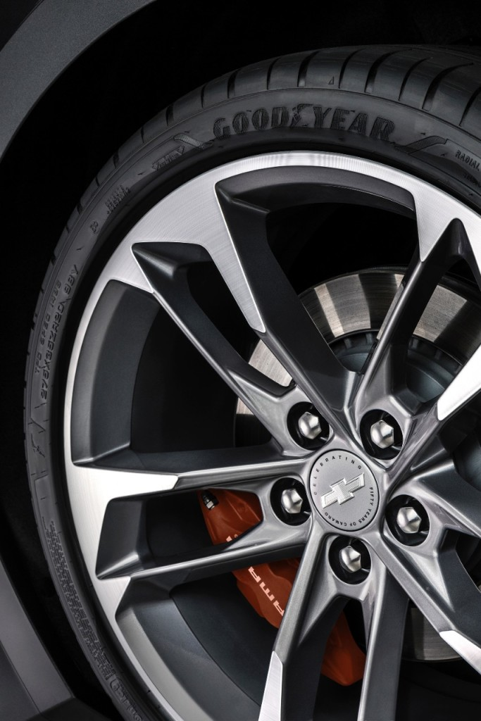 Camaro Celebrates 50th Anniversary With Special Edition