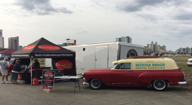 RacingJunk RestoMod Debuts at Run to the Sun