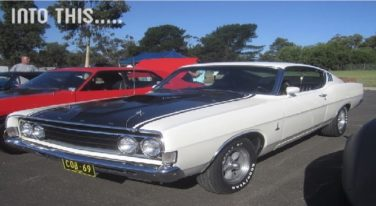 Repair or Replace: 1969 Ford Fairline