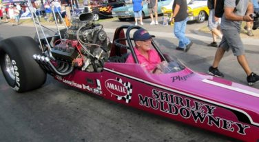 Shirley Muldowney To Serve as Honorary Starter for Gatornats