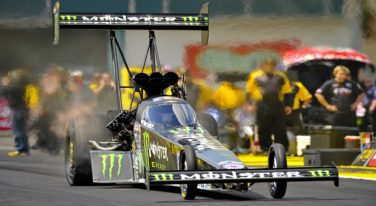 Brittany Force and Robert Hight Win Amalie Motor Oil Gatornationals