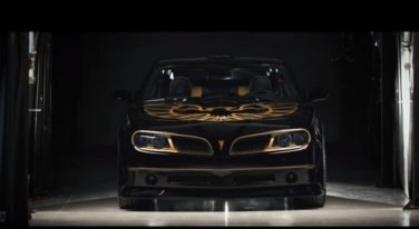 2016 Pontiac Trans Am Debuts in New York. Call Smokey.