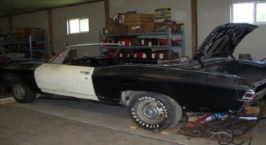 Repair or Replace: 1968 Chevrolet Chevelle II