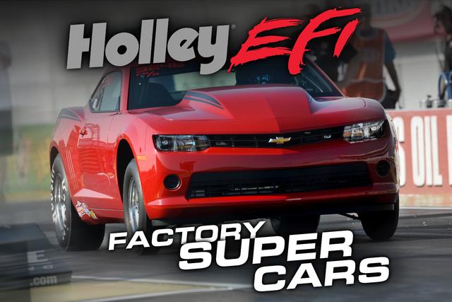 NMCA Factory Super Cars