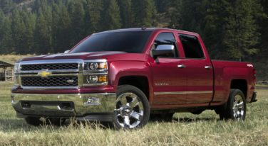 GM Recalls 1.04 Million Trucks to Repair Seat Belts