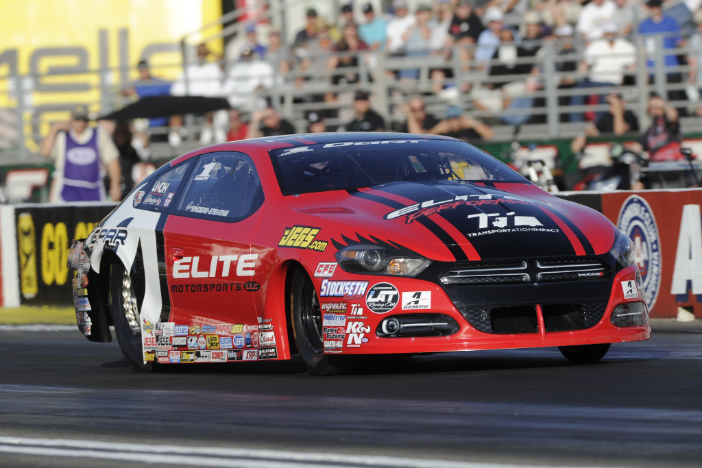 Erica Enders Pro Stock Race Car