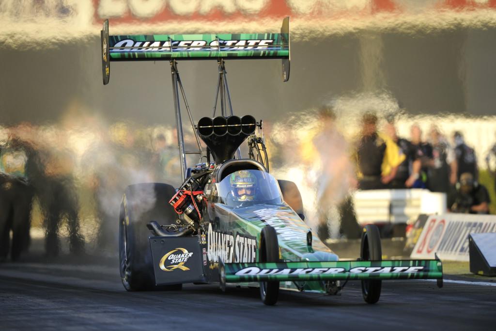 Leah Pritchett Bob Vandergriff Racing