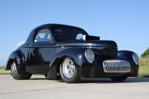 Today's Cool Car Find is This '41 Willys Rocket