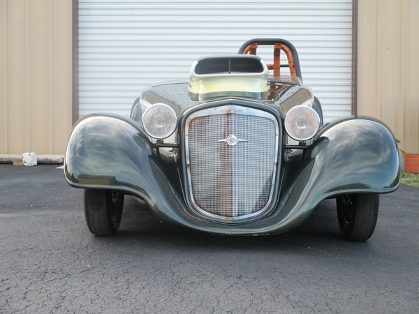 Today's Cool Car Find is This '34 Chevy Roadster