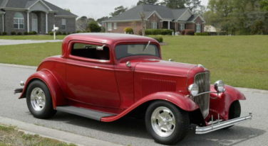 Today's Cool Car Find is This Clean 3 Window Coupe