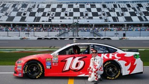 NASCAR Greg Biffle