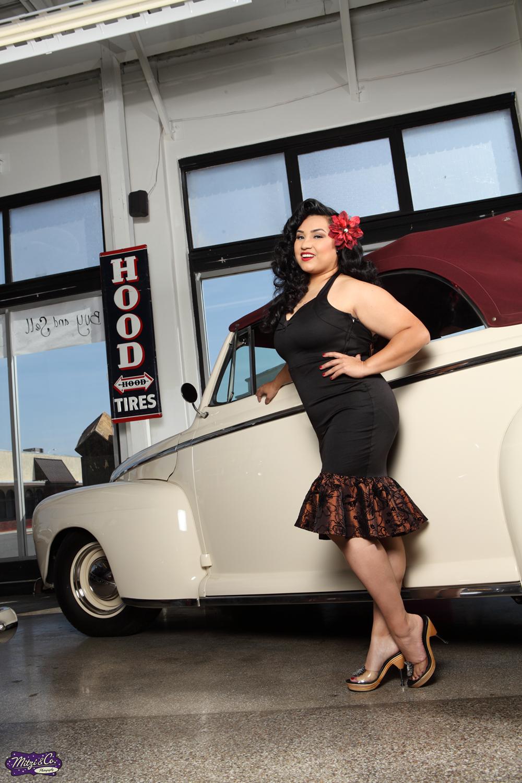 Pinup of the Week: Leslye Rox