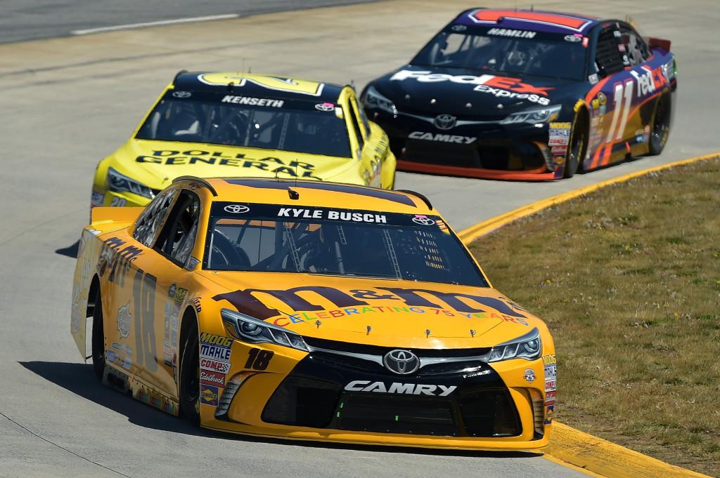Kyle Busch NASCAR Sprint Cup