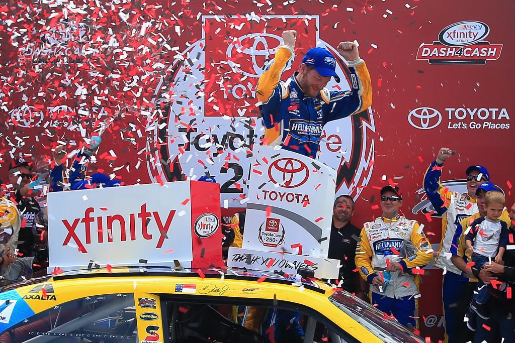 Dale Earnhardt Jr NASCAR Xfinity Series