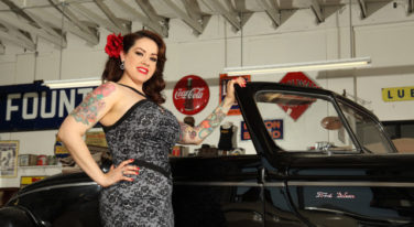 Pinup of the Week: Ruby Star
